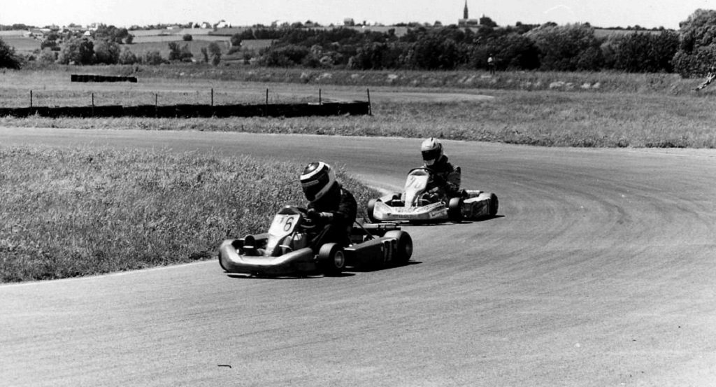 Karting -Saint-Méloir - Photo - TLB