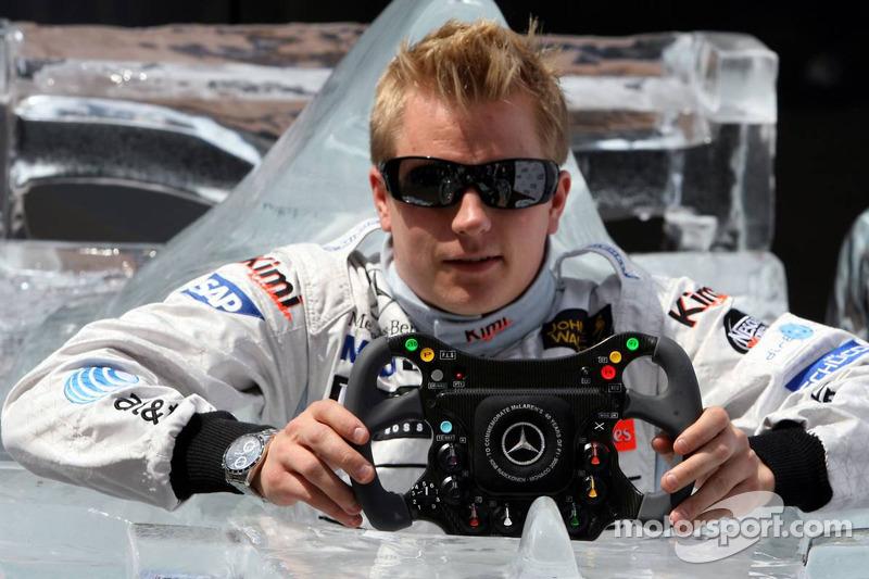 Kimi-Räikkönen - McLaren - 2006 - Monaco