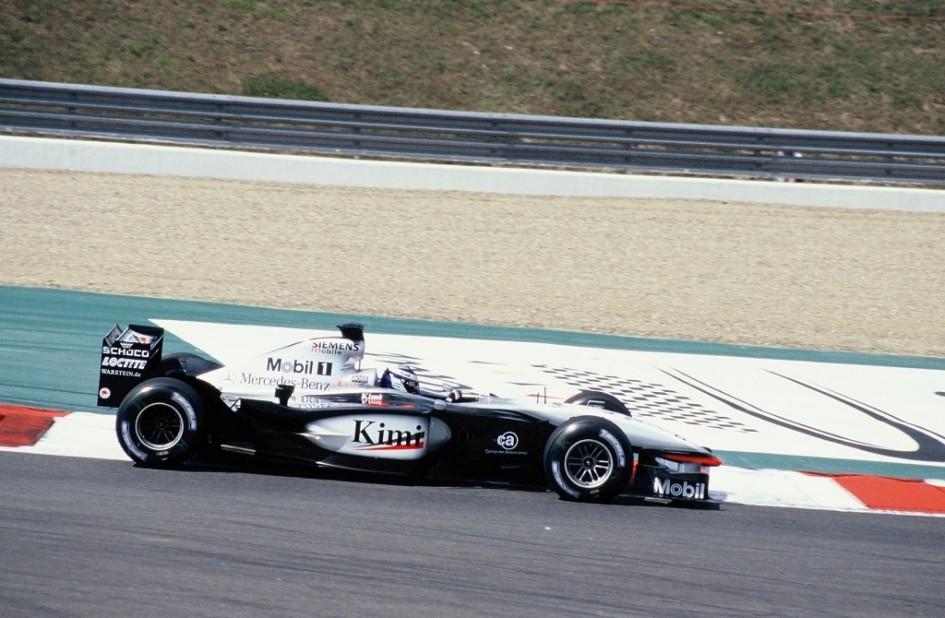 Kimi-Räikkönen - McLaren-Mercedes -2002 - Magny-Cours - Photo-Thierry-Le-Bras