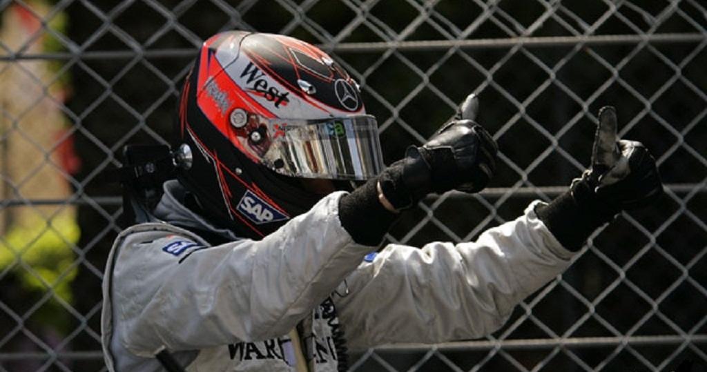 Kimi-Raïkkönen - 2005 - Monaco - Vainqueur