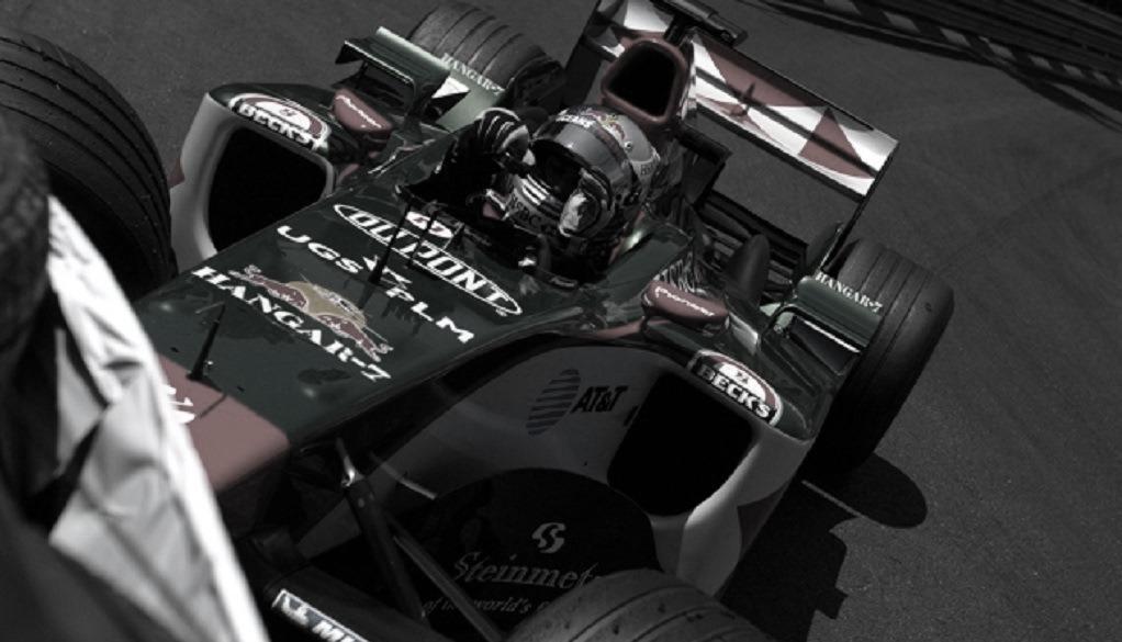 Klien - Jaguar-F1- 2005 - Monaco