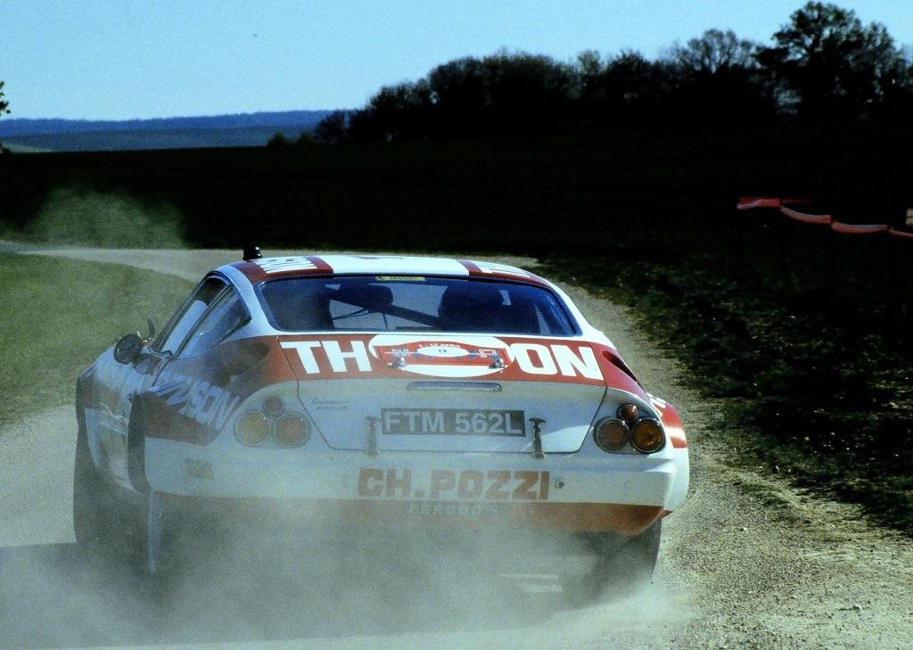 Knapfield-Fawe - Ferrari-365-GTB-4 - 2003- Tour-Auto - Photo-Thierry Le-Bras