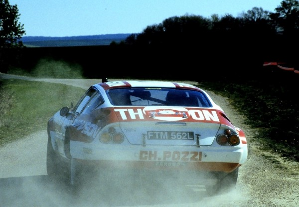 Knapfield-Fawe - Ferrari-365-GTB4-Daytona- 2003 -2 -Tour-Auto - Photo-Thierry-Le-Bras