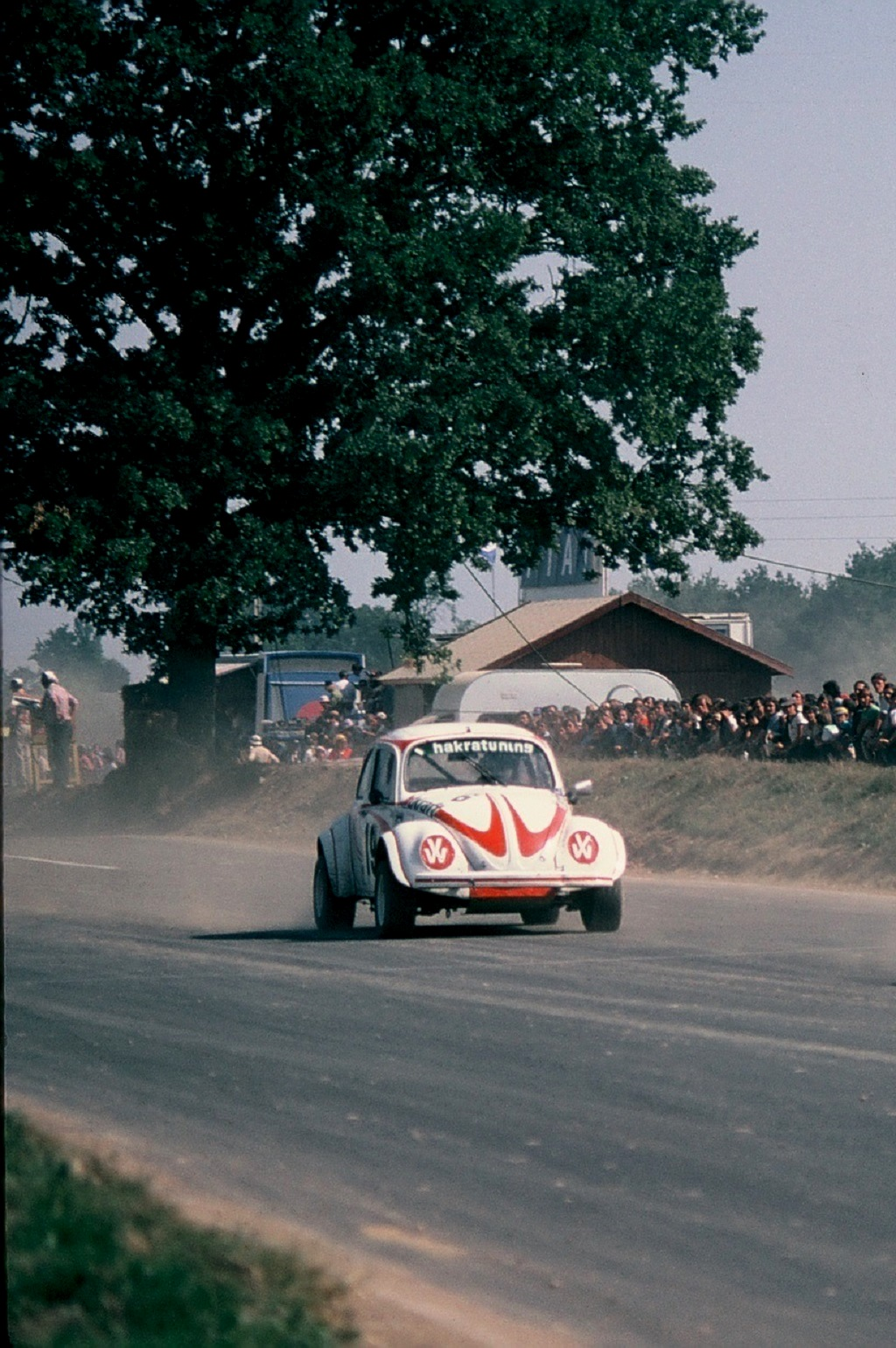 Kraft - VW-Coccinelle - 1978 - Rallycross-Lohéac - Photo - Thierry-Le-Bras