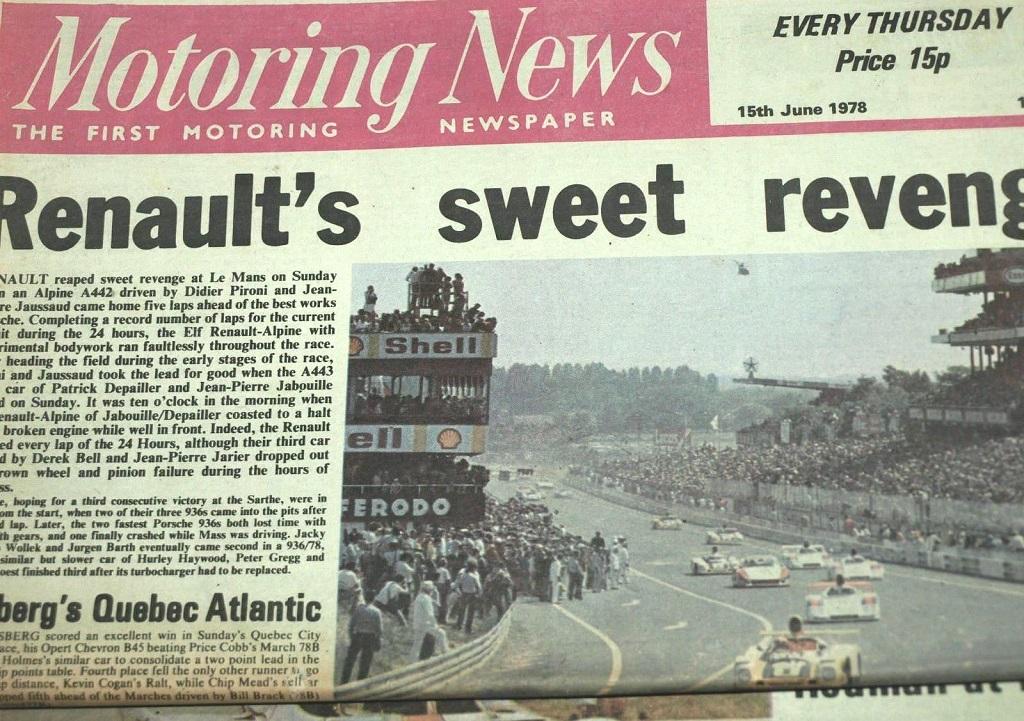 La-presse-du-monde-entier-rapporte-la-victoire- de -Pironi-Jaussaud-sur-Renault