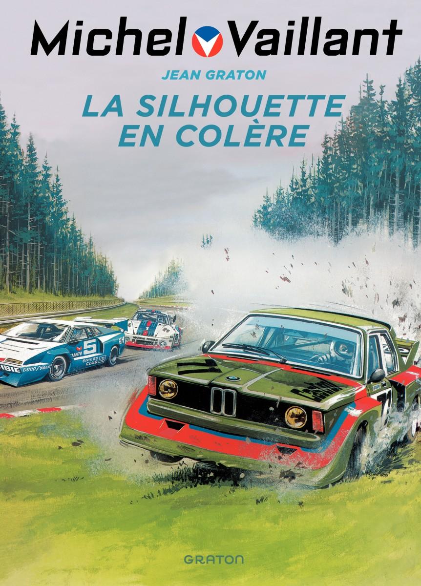 La-silhouette-en-colère 33ème-album-de-Michel-Vaillant
