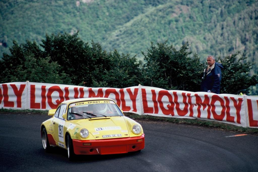 Lambla -Porsche-911-SC - 2002 -CC-Mont-Dore- Photo-Thierry-Le-Bras