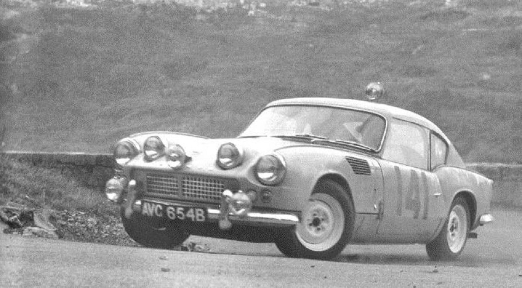 Lampinen-Ahava - Triumph-Spitfire - 1975- Rallye-Monte-Carlo -copyright-inconnu