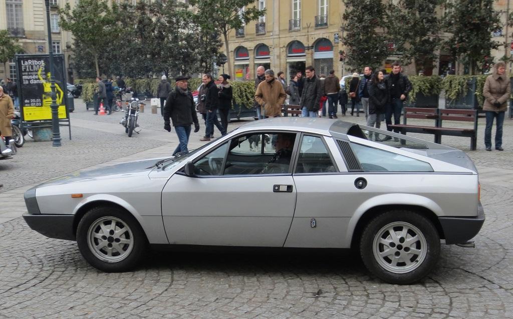 Lancia-Beta-Montecarlo - Rennes - Photo-Thierry-Le-Bras