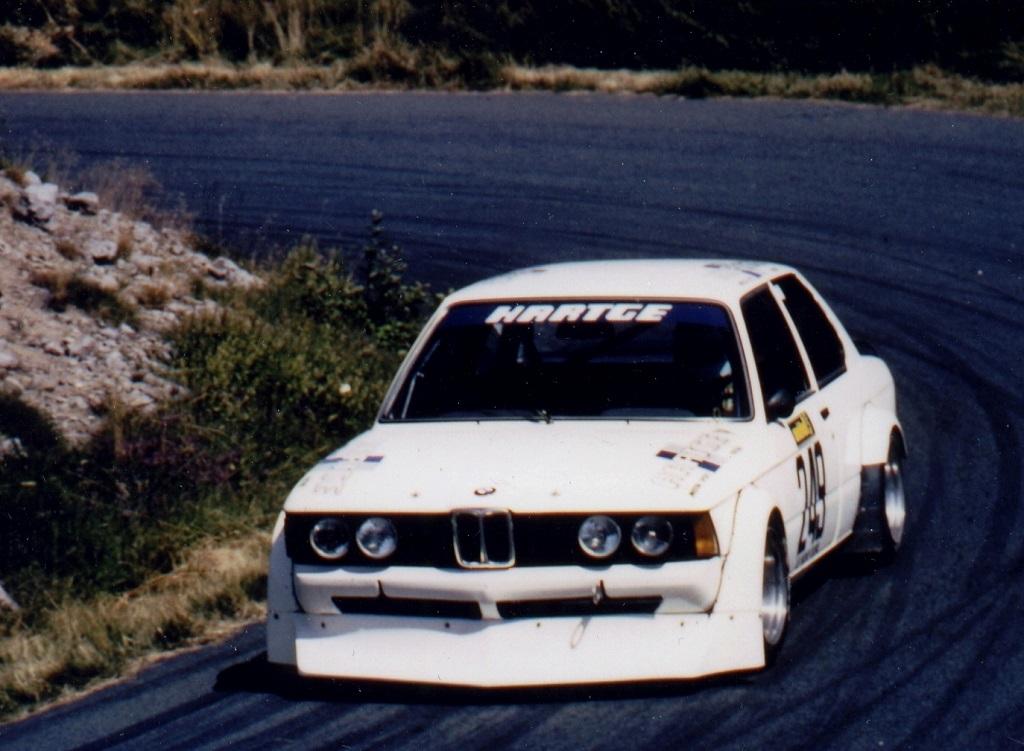 Leclerc -BMW-323 - groupe-2- 1983 - CC-Mont-Dore- Photo-Thierry-Le-Bras