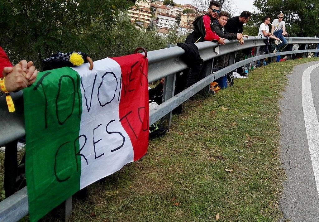 Les-spectateurs-rendent-hommage-à Henri-Toivonen-et-Sergio-Cresto- 2016