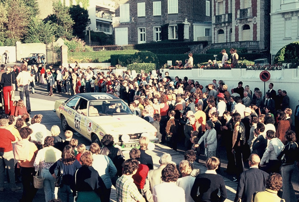 Levannier-Ouate - Opel-Commodore GSE -- 1973 - Dinard - Grand-National-Tour-Auto - Photo-Thierry-Le-Bras