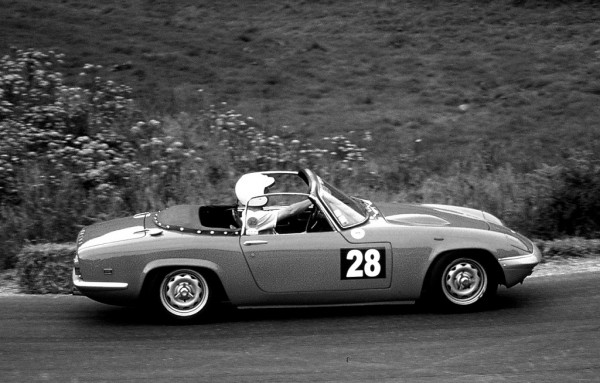 Lotus-Elan – démonstration -  Photo-Thierry-Le-Bras