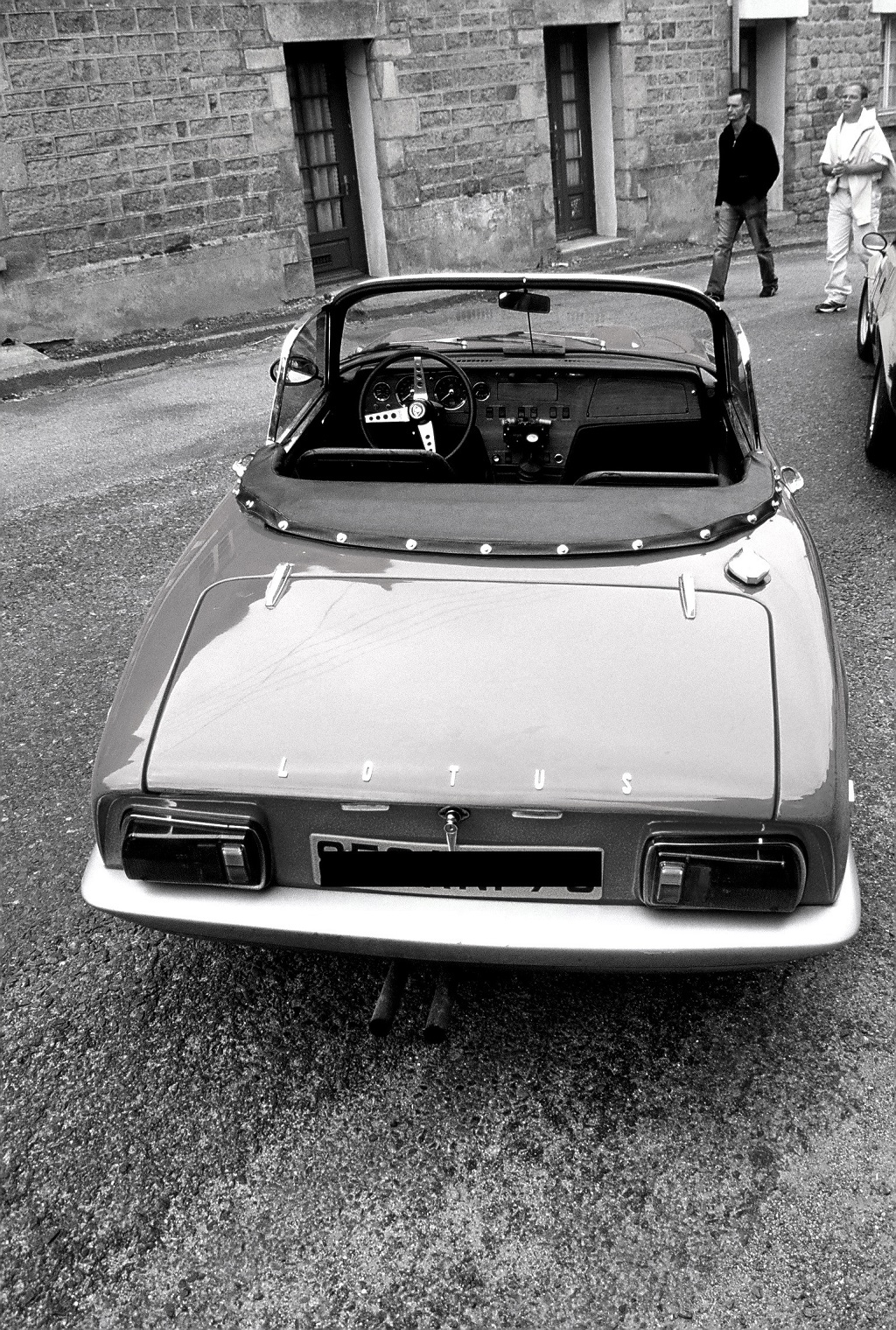Lotus-Elan - Saint-Gouëno - Photo-Thierry-Le-Bras