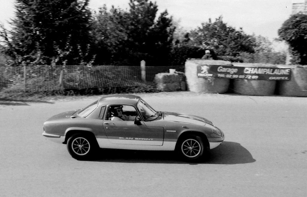 Lotus-Elan - préparée-compétition – Photo-Thierry-Le-Bras