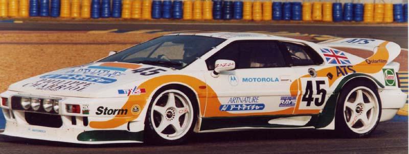 Lotus-Esprit - 1993 - Le-Mans - Copyright-inconnu