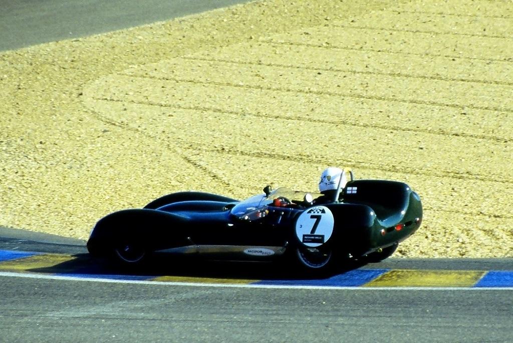 Lotus-IX-1955 - Le-Mans-Classic-2004 - Photo- Thierry-Le-Bras