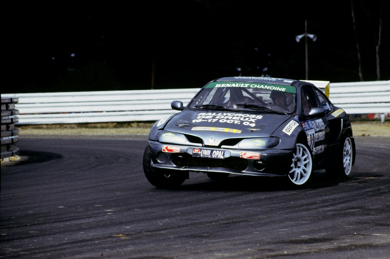 Mégane-Renault-Rallycross - Photo-Thierry-Le-Bras