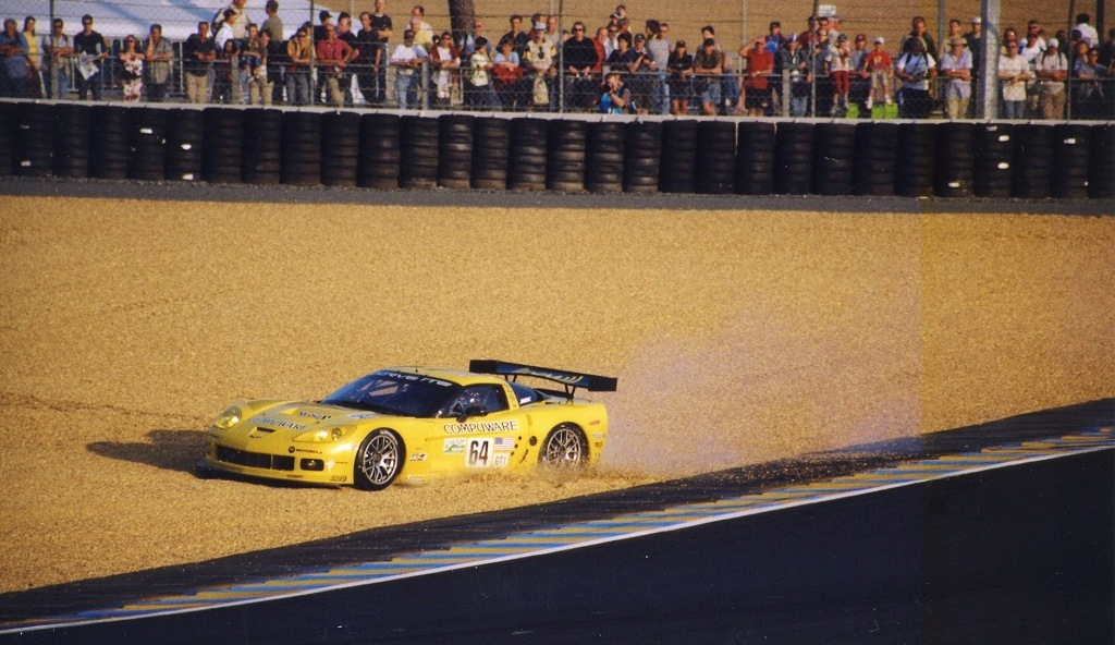 Magnussen - Chevrolet-Corvette - 2006 - 24-Heures-du-Mans- Photo-Thierry-Le-Bras