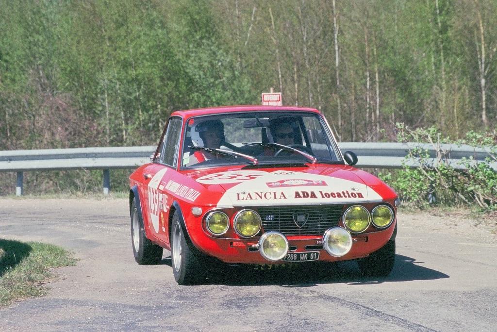 Martin-Martin - Lancia-Fulvia-1600-HF- 2003 - Tour-Auto- Photo-Thierry-Le-Bras