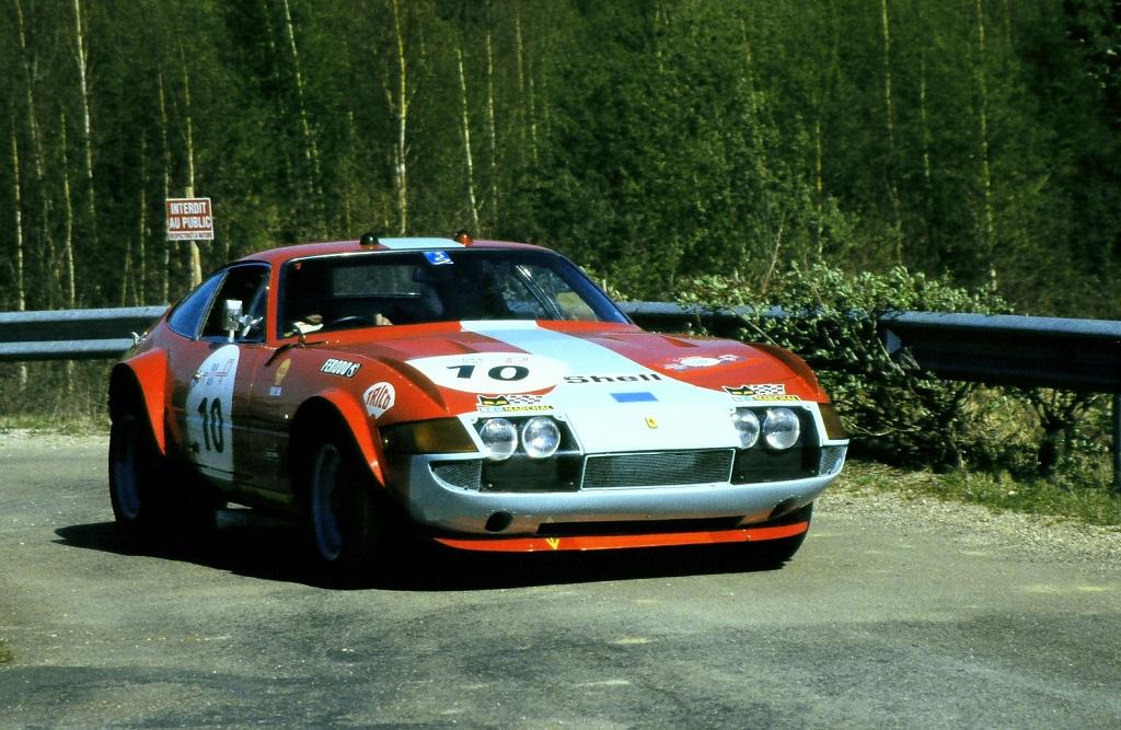 Mason-Styrron - Mason-Styrron - Ferrari-365-GTB4-Daytona- 2003 -1 -Tour-Auto - Photo-Thierry-Le-Bras