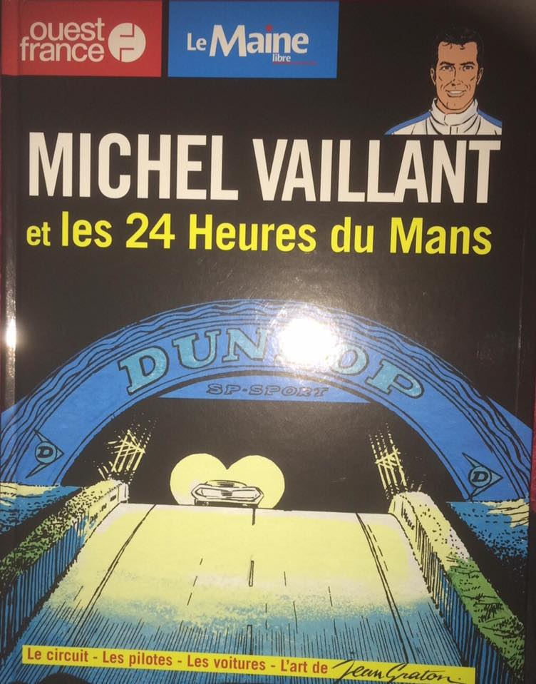 Michel-Vaillant-au-Mans-Couverture