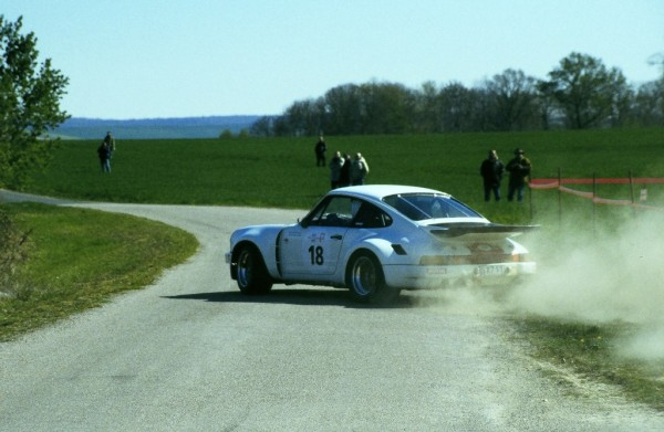 Miloe-Miloe - Porsche-911-Carrera-RSR -4- 2003 - Tour-Auto- Photo-Thierry-Le-Bras