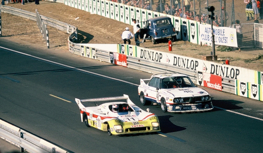 Mirage-GR8-BMW-3.5-CSL - 1976 - Le-Mans- Photo-Thierry-Le-Bras