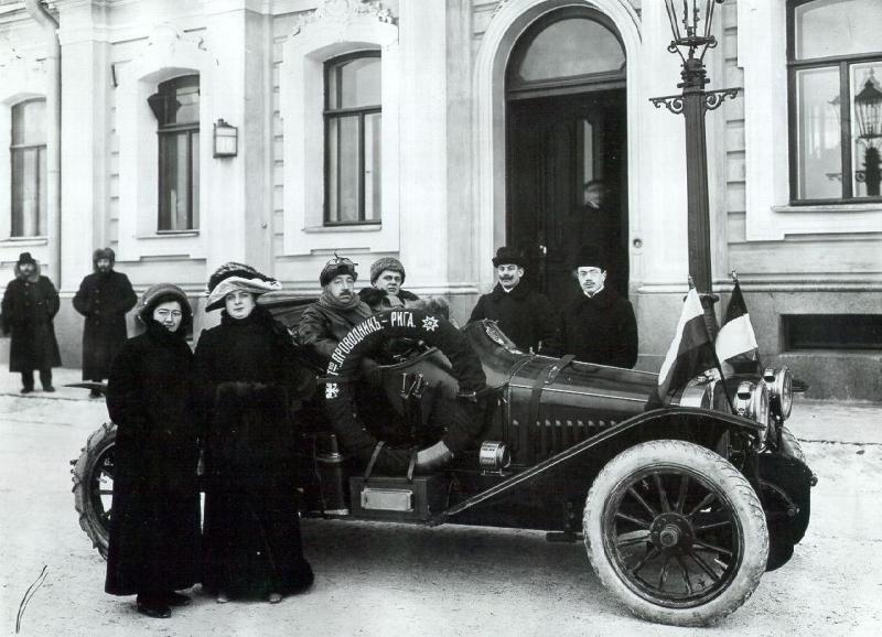 Nagel - 1912 - Rallye-de-Monte-Carlo