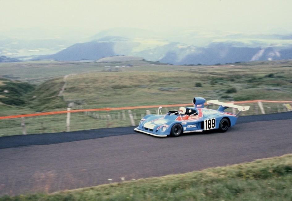 Ortelli-Alpine-A-441 - 1978 - CC-Mont-Dore- Photo-Thierry-Le-Bras