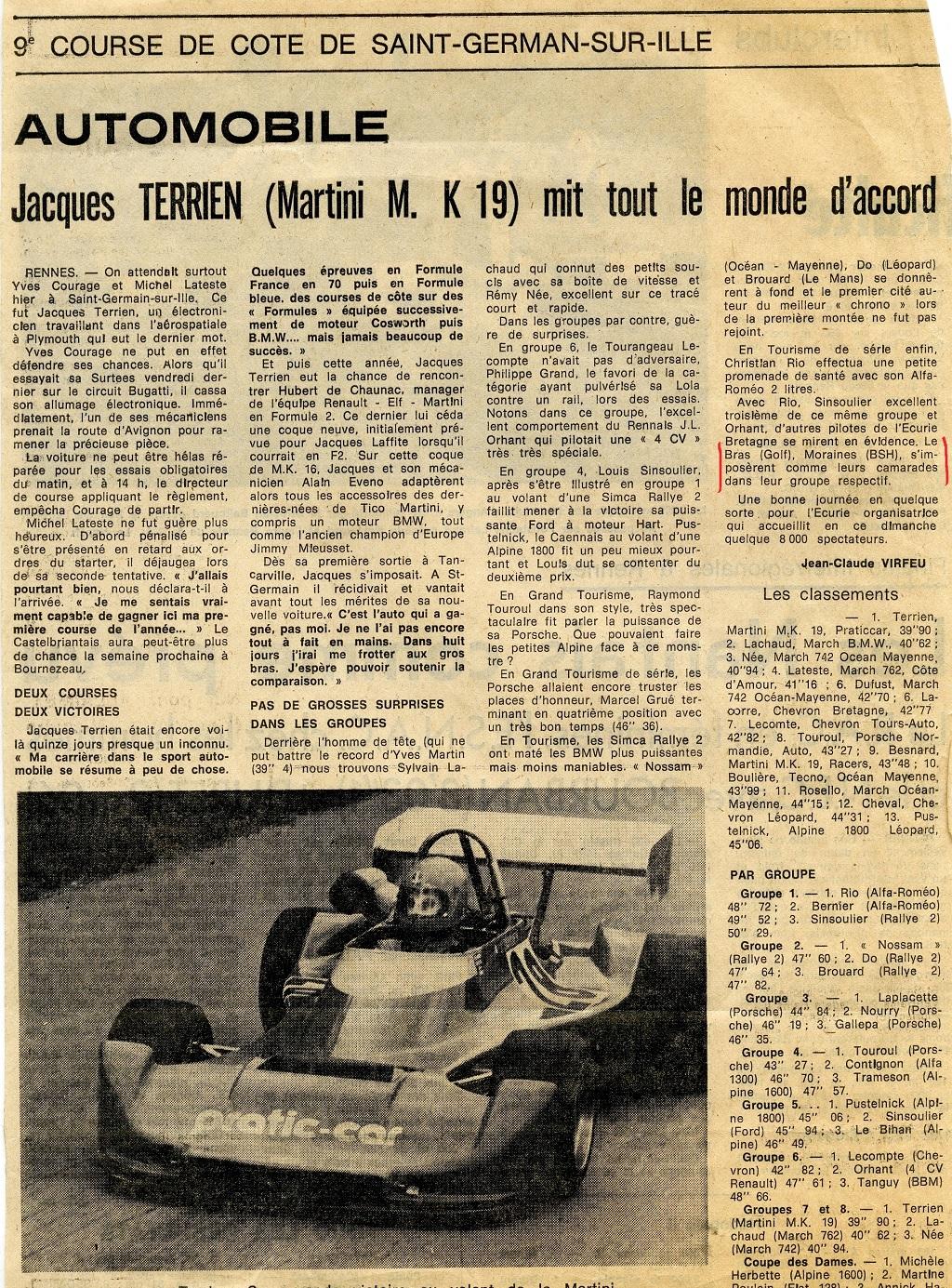 Ouest-France - 10-mai-1977