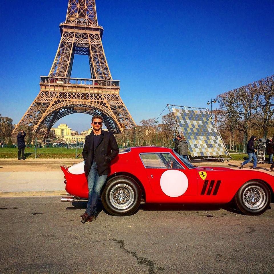 Overdrive-une Ferrari-250-GTO-joue-son-propre-rôle