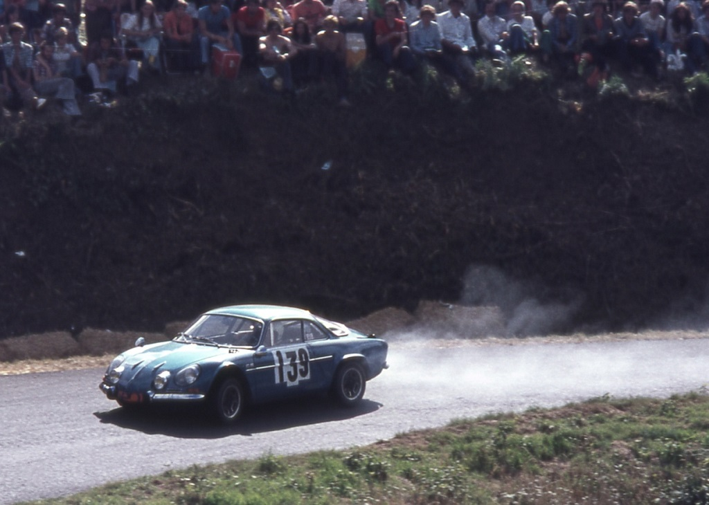 Panic - Alpine-Berlinette - 1974 - CC-Saint-Gouëno - Photo-Thierry-Le-Bras