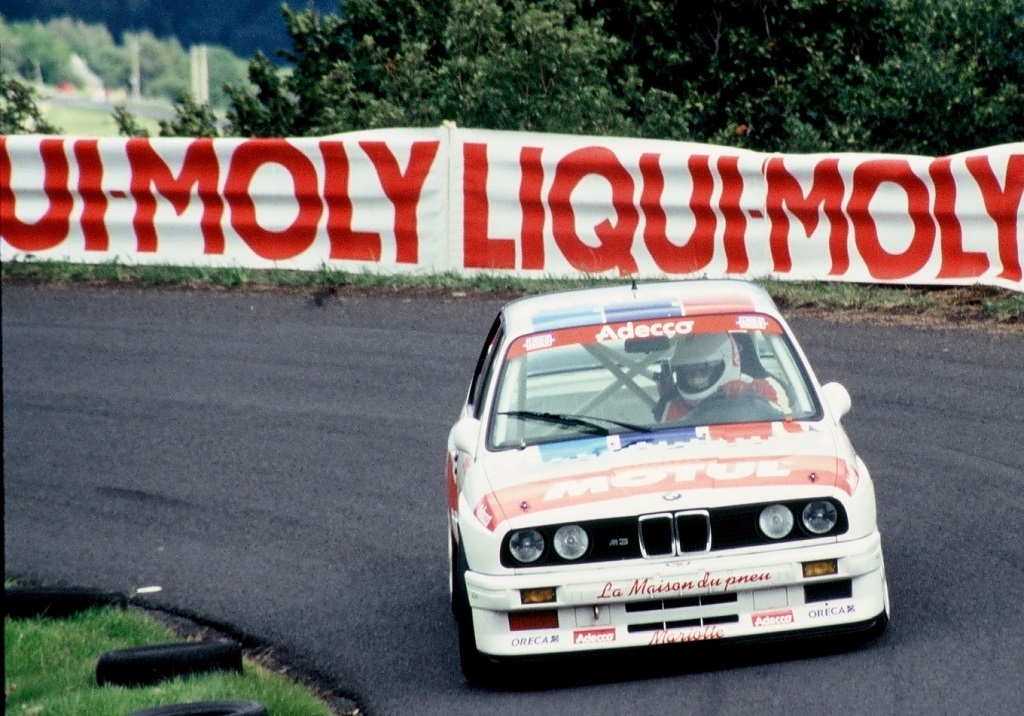 Pernot-BMW-M-3 - 2002- CC-Mont-Dore- Photo-Thierry-Le-Bras