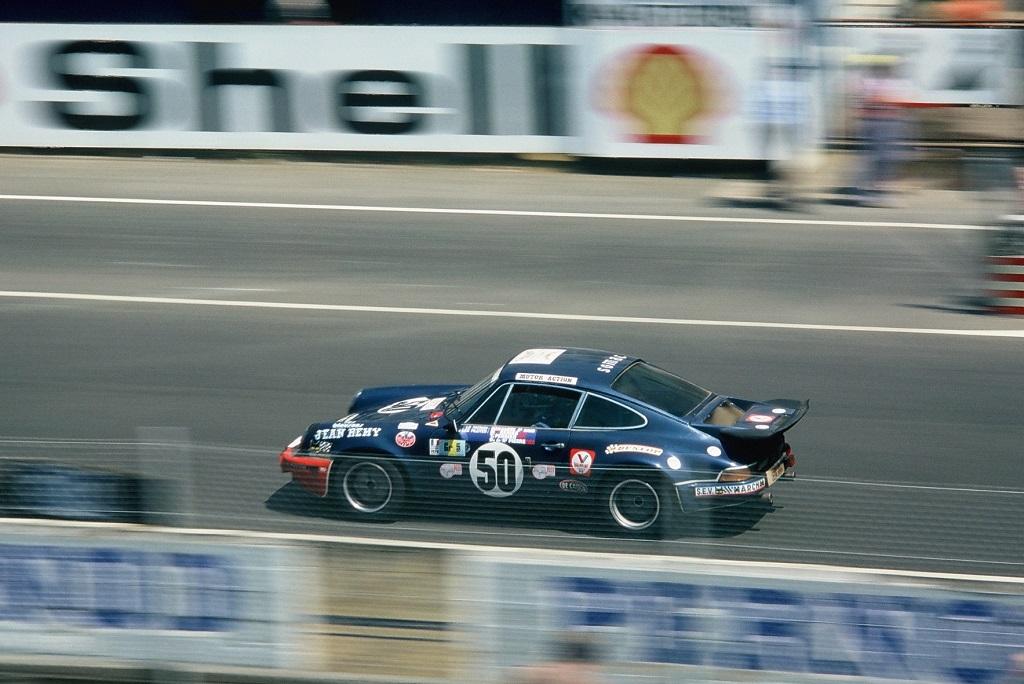 Perrier-de-Saint-Pierre-Rénier - Porsche-3-l - 1976 - Le-Mans - Photo-Thierry-Le-Bras