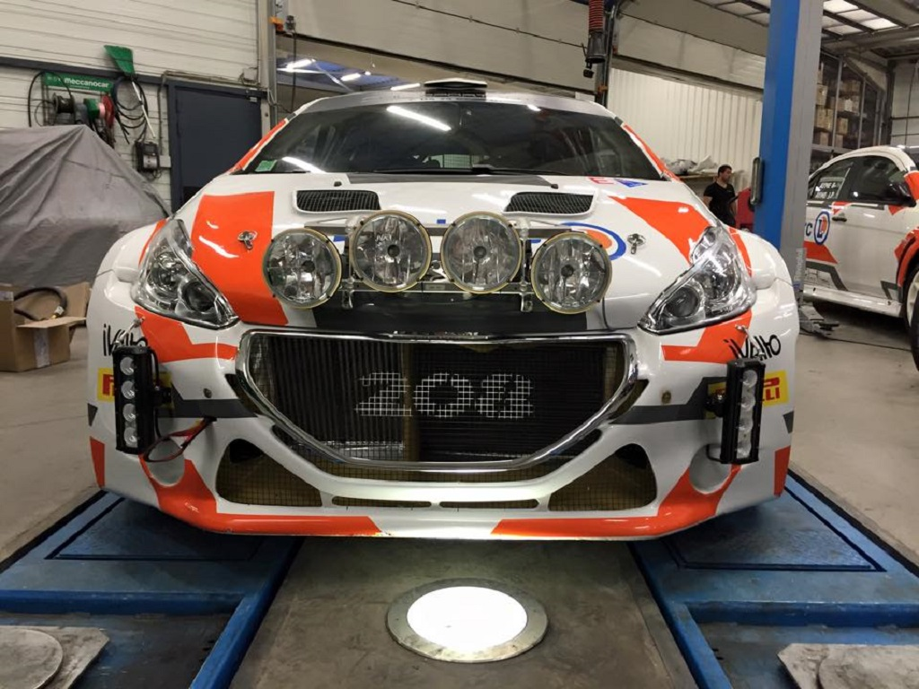 Peugeot-208-T16-groupe-R5 - Team-CHL-Auto-Sport
