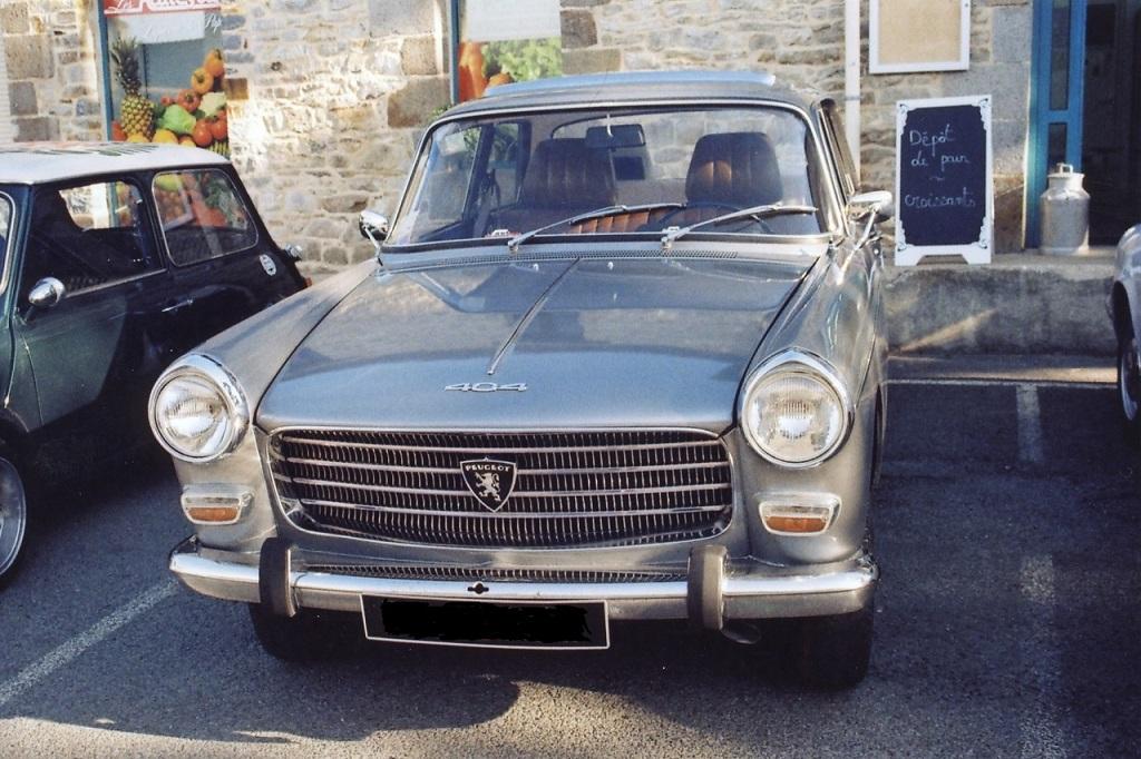Peugeot-404 - Photo- Thierry-Le-Bras