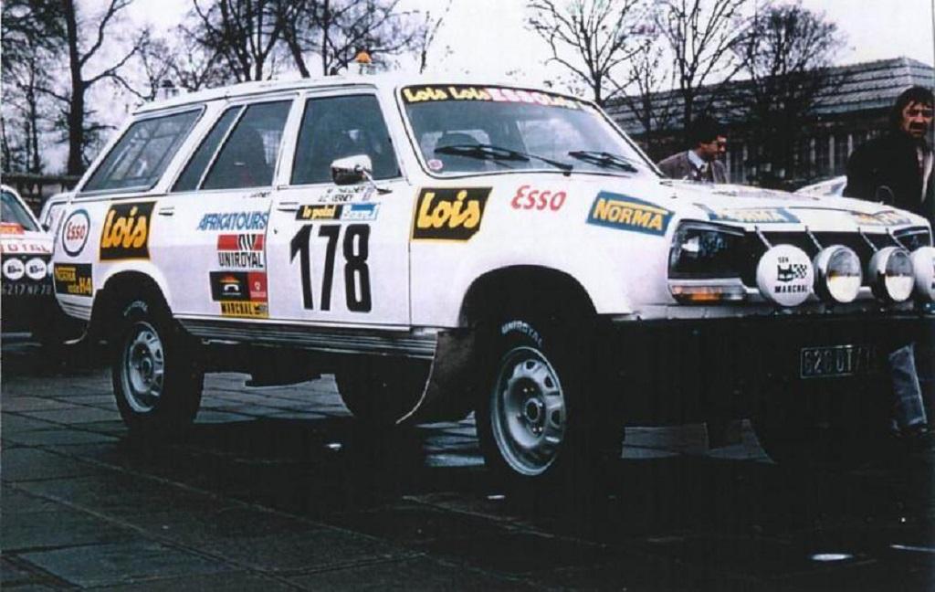 Peugeot-504-Dangel-Dakar - Copyright-inconnu