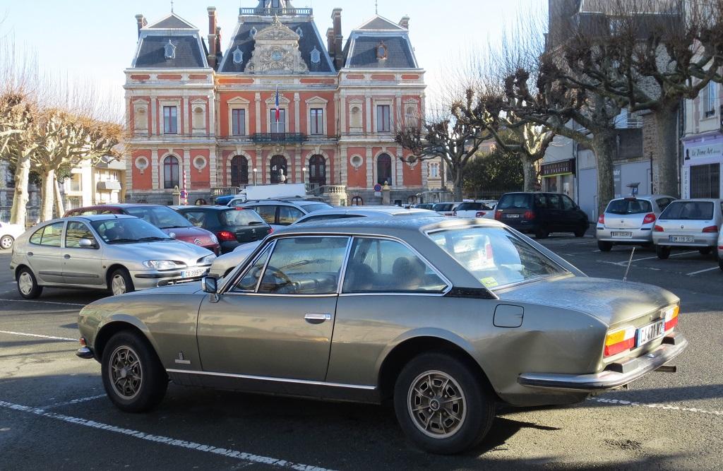 Peugeot-504-V6-Coupé - Saint-Malo - Photo-Thierry-Le-Bras