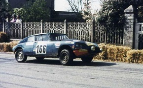 Philippe-Wambergue-Citroën-DS-21- 1973 - CC-Saint-Germain-sur-Ille- Photo-Thierry-Le-Bras