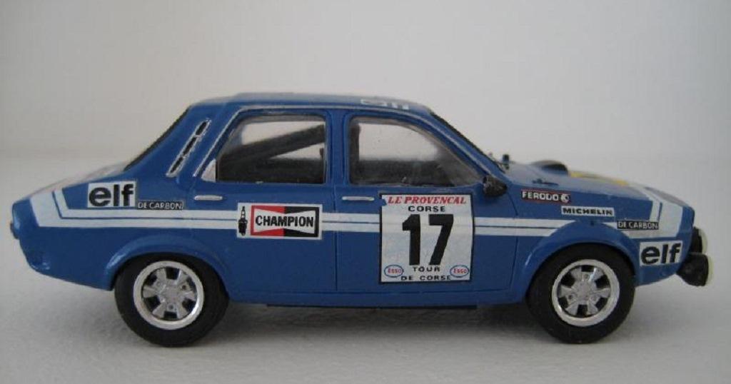 Pironi-Bonamour - Miniature-Provence-Moulage-R12G - 1975 - TdC