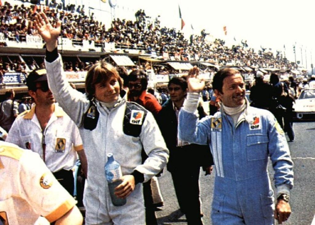 Pironi-Jaussaud - 1978 - Le-Mans