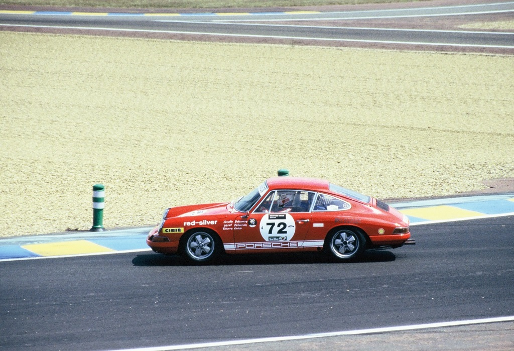 Porsche-911- 2004 - Mans-Classic - Photo-Thierry-Le-Bras