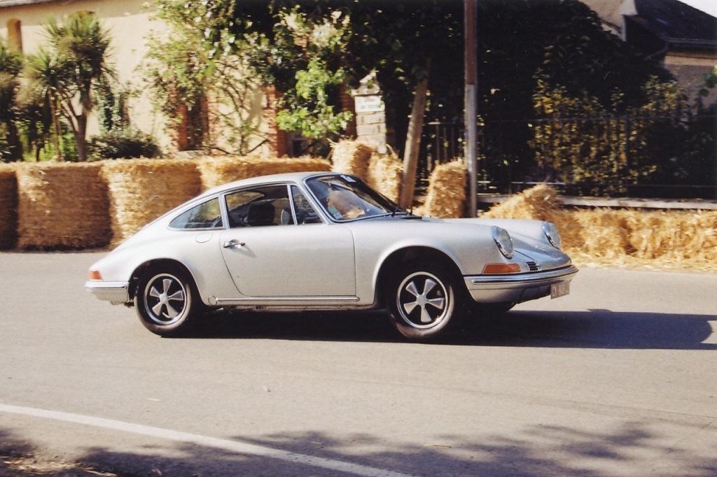 Porsche-911-T - Photo-Thierry-Le-Bras