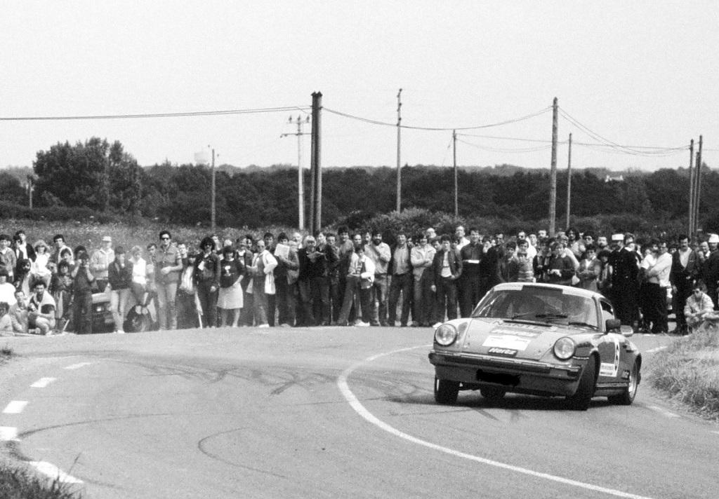 Porsche-911- Xavier-Ferrant-Philippe-Georjan - La-Baule - Photo-Thierry-Le-Bras