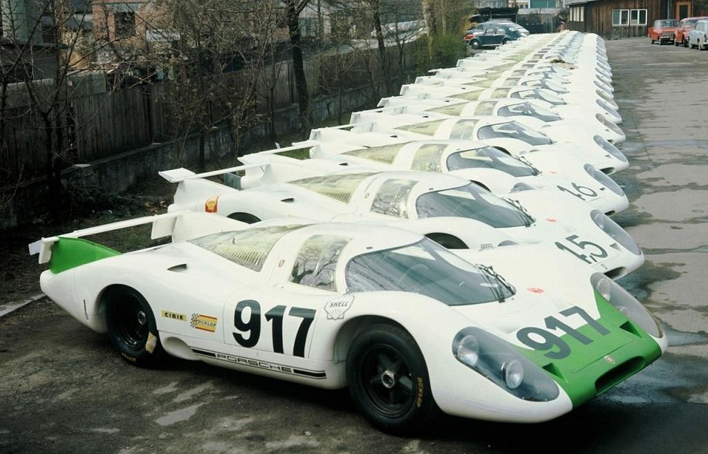 Porsche-917 - 1969