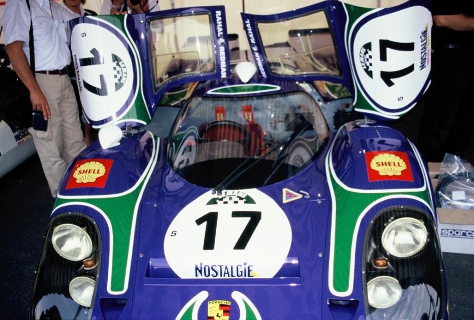 Porsche-917-modèle-1970 - 2002 -Le-Mans-Classic - Photo-Thierry-Le-Bras