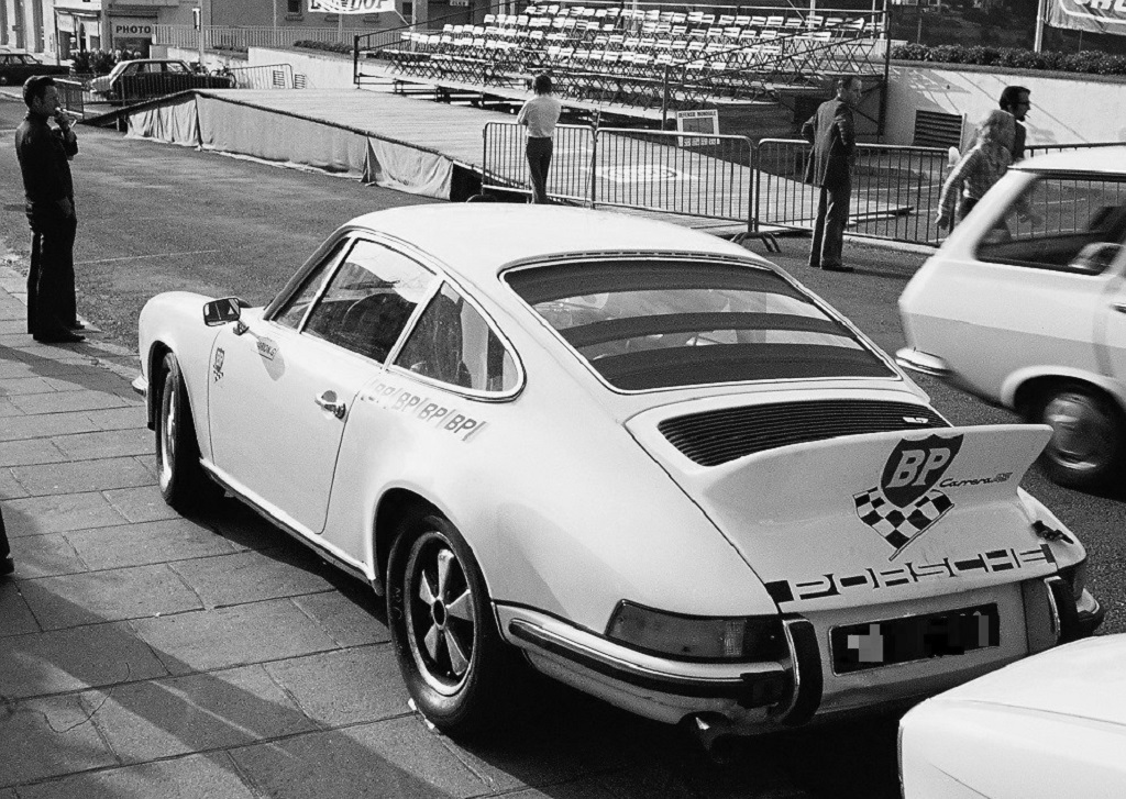 Porsche-Carrera-RS-2-7-l- 1973 - Dinard - Photo-Thierry-Le-Bras
