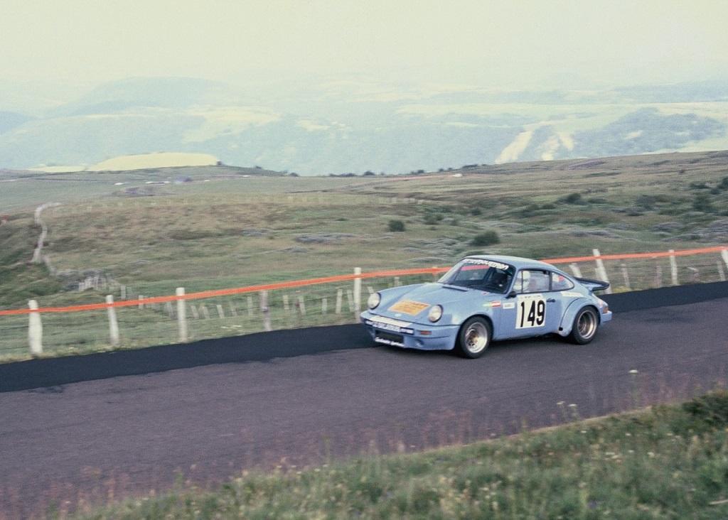 Porsche-Carrera-RSR - 1978 - CC-du-Mont-Dore - Photo-Thierry-Le-Bras
