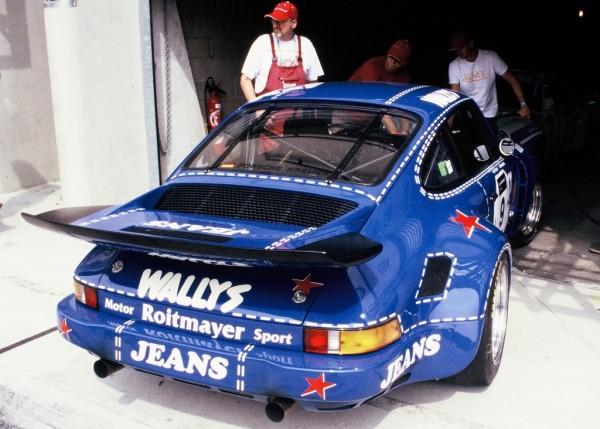 Porsche-Carrera-RSR 2004 - Le-Mans-Classic - Photo-Thierry-Le-Bras